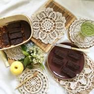 Bezglutenowe ciasto cukiniowo – czekoladowe.
