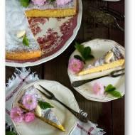 Migdałowe ciasto z Santiago de Compostela