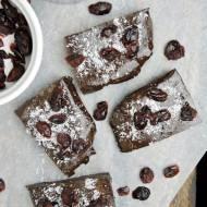 Orzechowo-czekoladowy Fudge