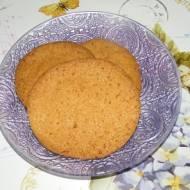 Ciasteczka imbirowe ( Ginger Cookies) – smaczne i zdrowe