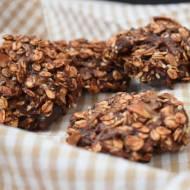 Przepis #142 Chrupiące ciasteczka czekoladowe - bez mąki, cukru i laktozy
