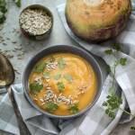 Zupa krem z brukwi