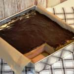 Ciasto MARS bez pieczenia