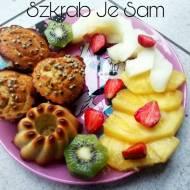 Śniadaniowe babeczki jaglane
