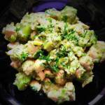 Kurczak brokułowo - serowy
