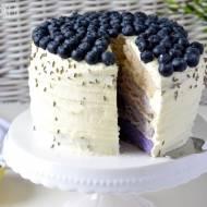 Tort lawendowy