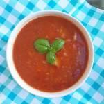 Zupa gulaszowa z mięsem mielonym