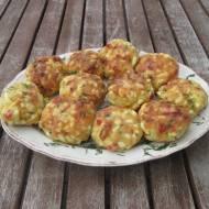 Kotlety jajeczne, paprykowe