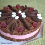 Wiśnia w szokoladzie (Tort wiśniowo-czekoladowy)