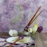 Krystalizowane kwiaty na ciasta i torty