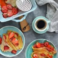 Zapiekane naleśniki z truskawkami - najlepszy przepis dla całej rodziny!