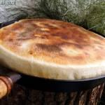 Moje Chaczapuri, czyli chlebek serowy