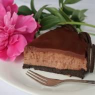 Czekoladowy tort Oreo (bez pieczenia)