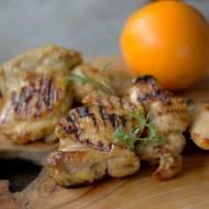 Udka kurczaka z grilla
