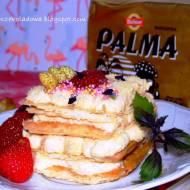 Ciasto Waniliowo-chałwowa bajka
