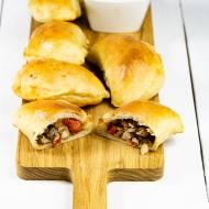 Pierogi a'la kebab