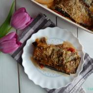 Włoska parmigiana di melanzane
