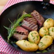 Idealny Stek z grilla. Przepis krok po kroku.
