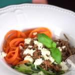 Spaghetti dla diabetyka #talerzdiabetyka