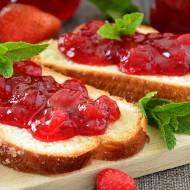 Dżem truskawkowy - przepis