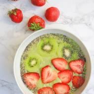 Zdrowe i Odświeżające Zielone Smoothie