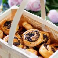Bułeczki piknikowe z grzybami