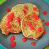Orkiszowe placuszki śniadaniowe