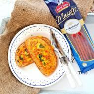 Śniadaniowy tost