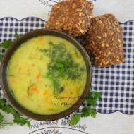 zupa ogórkowa wersja light
