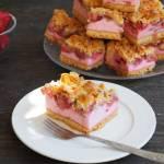 Ciasto z truskawkami. Przepis krok po kroku