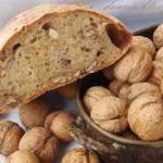Chleb z orzechami włoskimi i marchewką Jeffreya Hamelmana