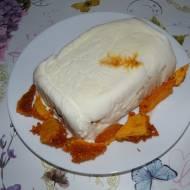 Domowe lody z plastrem miodu – pychotka :)