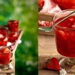 Domowy kisiel z truskawek