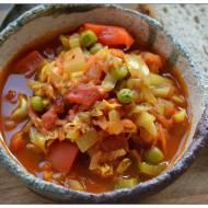 Czakalaka czyli warzywna potrawka w afrykańskim stylu