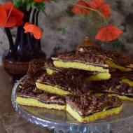 Słodka kanapka z powidłami