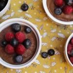 Jaglany pudding czekoladowy