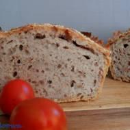 Chleb mieszany z kaszą gryczaną na zakwasie