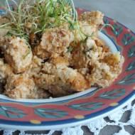 Kurczak z woka z bulgurem