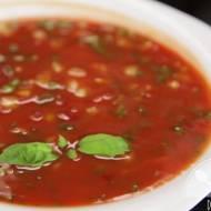 Gazpacho – pomidorowy chłodnik dla diabetyka