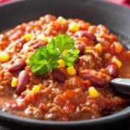 Danie jednogarnkowe: Chilli con Carne