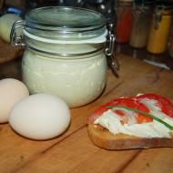 """""""Ekspresowa """" pasta jajeczna"""