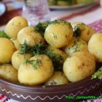 Co zrobić, aby młode ziemniaki mniej czerniały podczas gotowania.