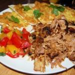 Pulled pork – szarpana wieprzowina , kuchnia Tex-Mex