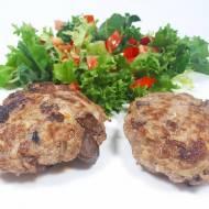 KOTLETY Z WĄTRÓBKĄ I PIECZARKAMI (keto, LCHF, paleo, optymalne, bez glutenu i laktozy)