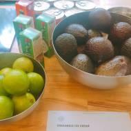 Lody guacamole z tabasco