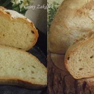 Najprostszy chleb z garnka na zakwasie i na drożdżach