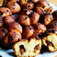 Mini małpi chlebek nadziewany toffi
