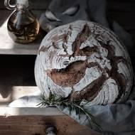Rustykalny chleb bez zagniatania