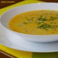 Rybnoł zupa ze jabkym i bananym (Zupa tajska- wersja pierwsza ;) )