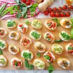 Letnie bruschette na 4 sposoby (Bruschette: 4 ricette per l'estate)
